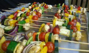 Vegetarian BBQ Catering