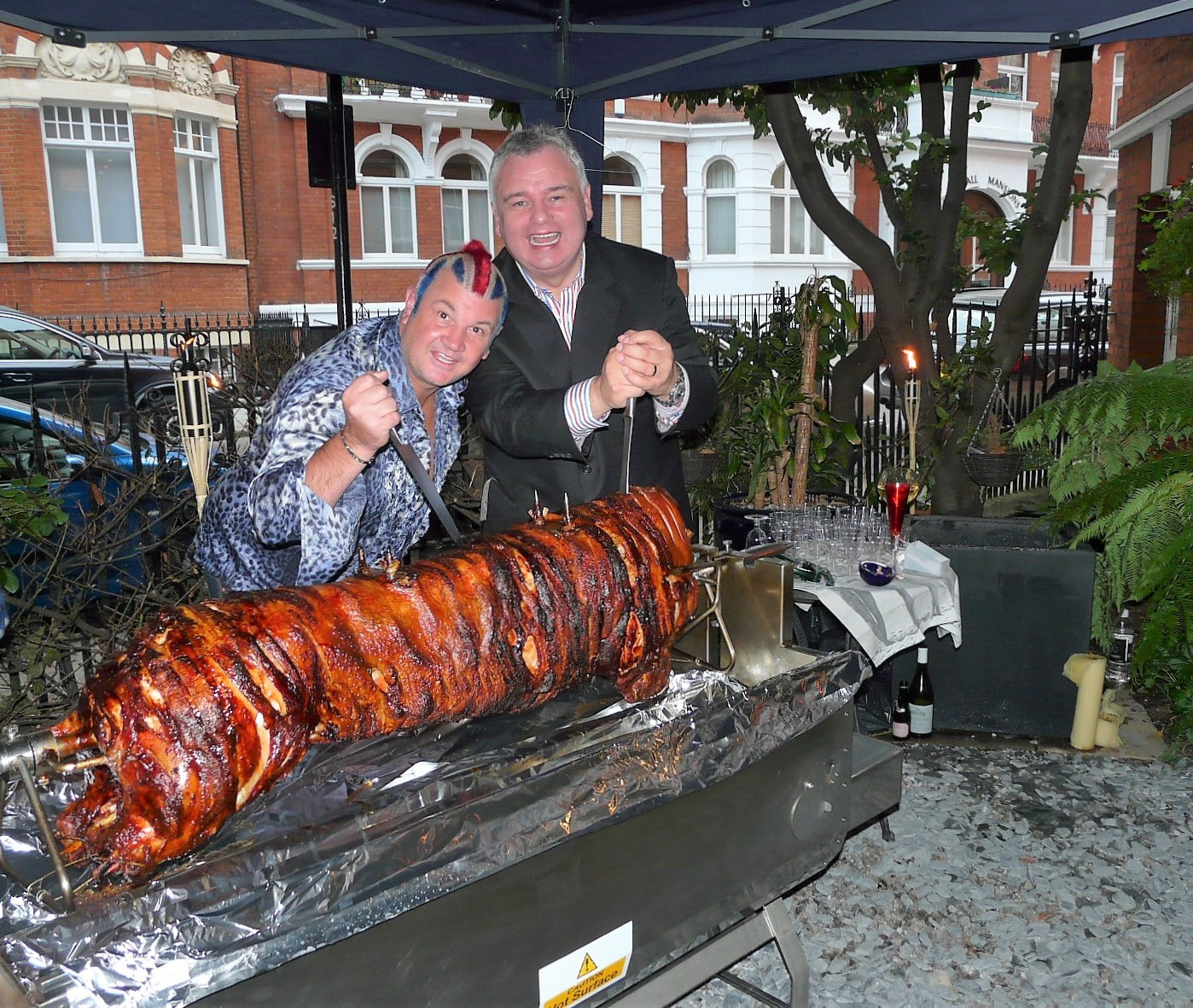 Hog Roast Party Catering Norfolk