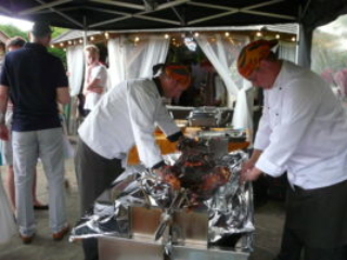Wedding Breakfast catering Norfolk